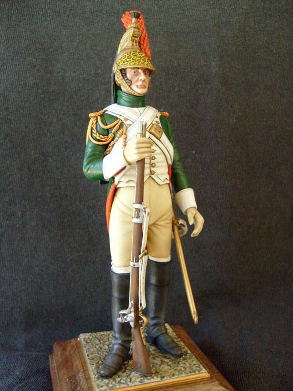 vitrine birdy131 (Ier empire 54 et 90 mm & 14/18 ) Officier de la Jeune Garde (MM) - Page 3 S7301920