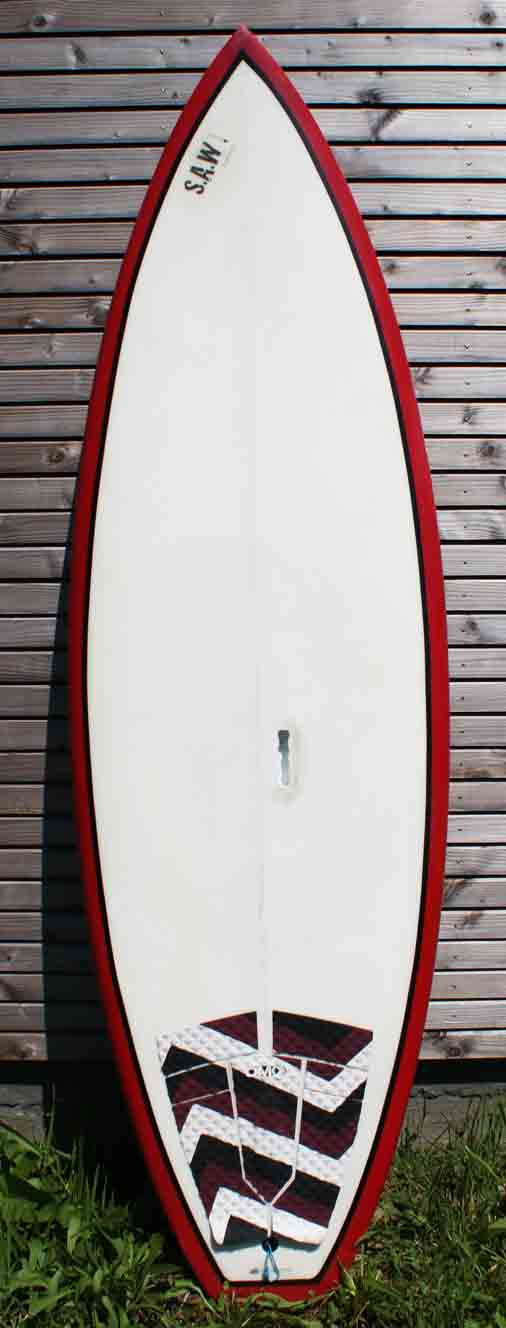 STand up paddle SAW 8' Saw_115