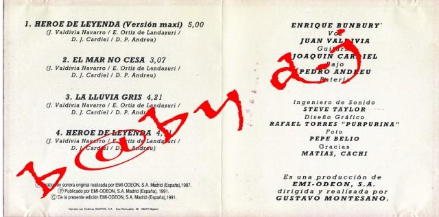 Heroes del Silencio-Heroe de Leyenda (1987) FLAC [EXCLUSIVA] - Página 2 Format13