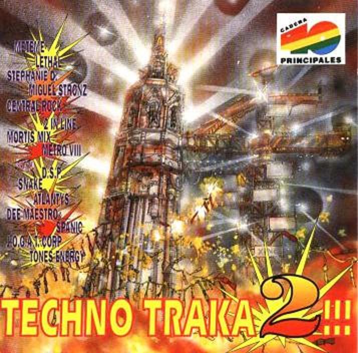 Techno Traka Vol.2 Fronta22