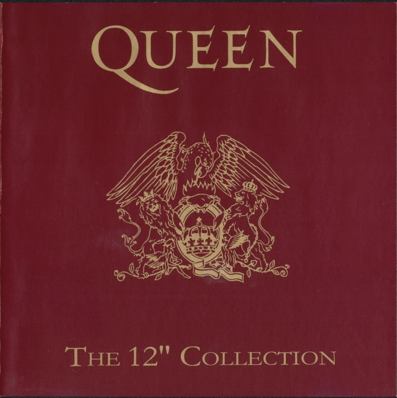 Queen-The 12'' Collection (1992) Portad14