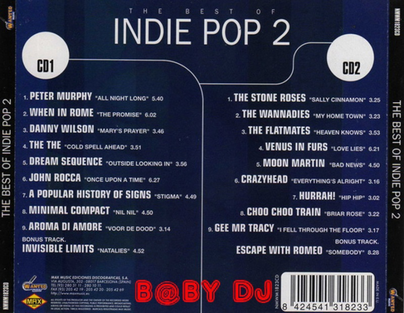 The Best Of Indie Pop Vol.2 Traser11