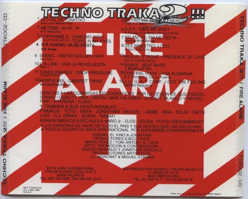 Techno Traka Vol.2 Traser18
