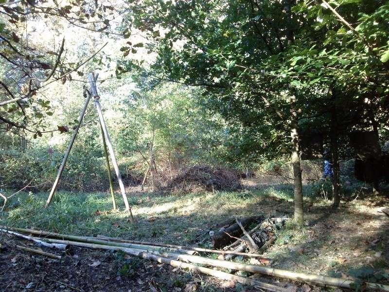 Terrain d'exercice d'activités en pleine Nature Cam00215
