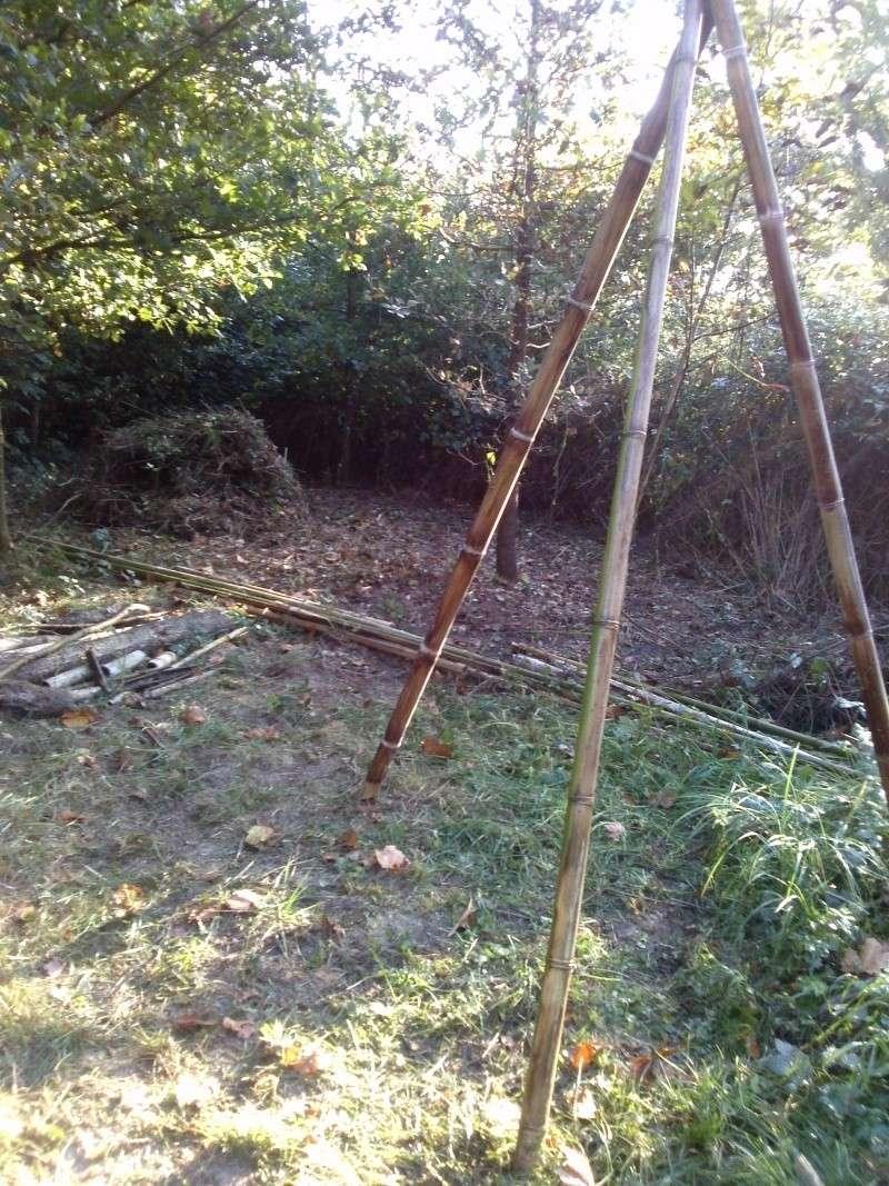 Terrain d'exercice d'activités en pleine Nature Cam00216