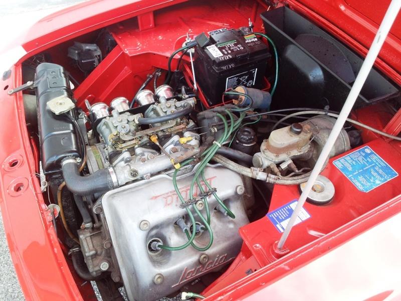 [VENDO - Treviso] Fulvia Coupè 1.3S del 1976 - VENDUTA Motore11