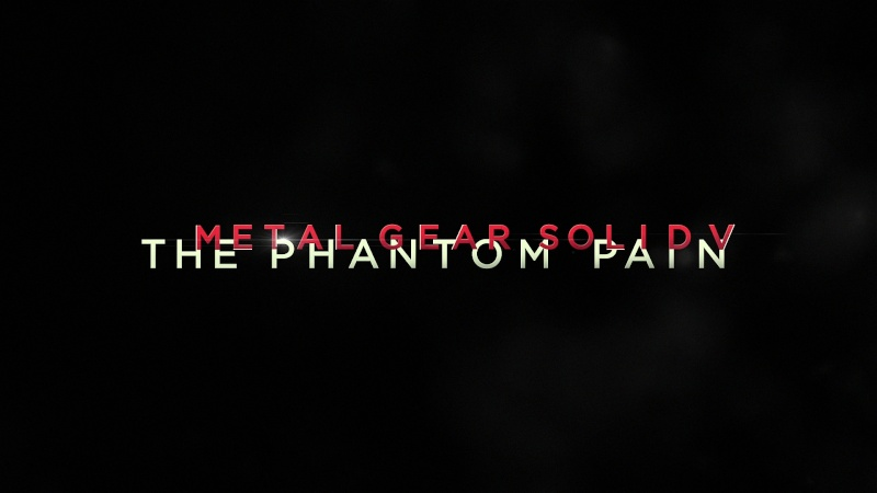 Metal Gear Solid V : The Phantom Of Pain 43657a10