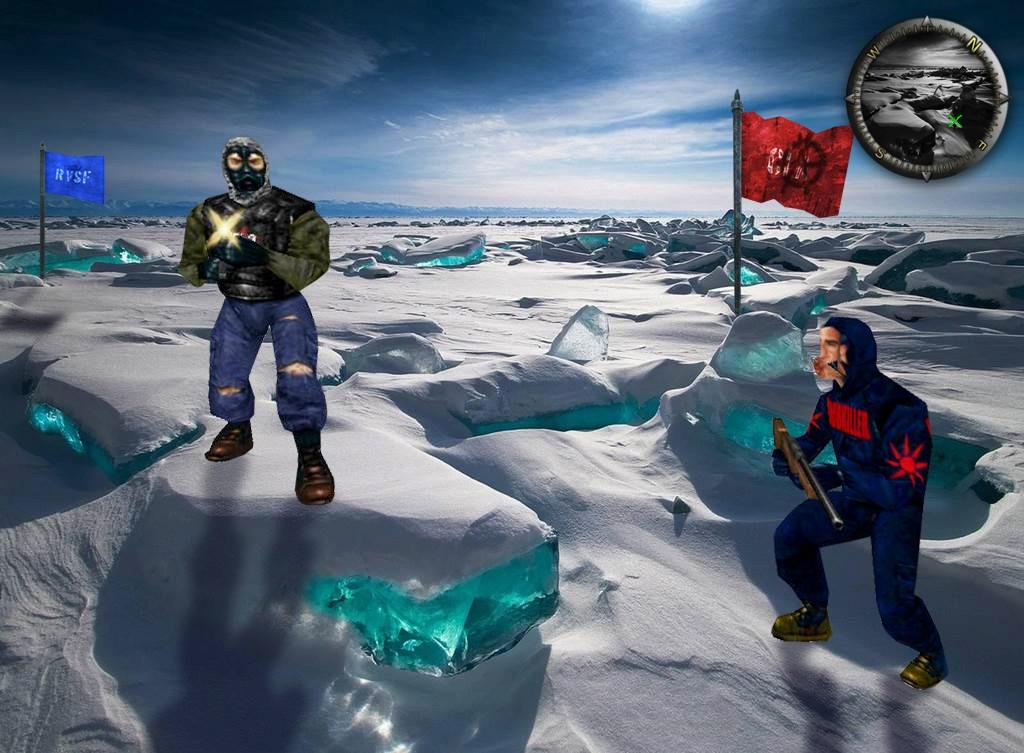 new LucaBrasi Map Ice-ge11