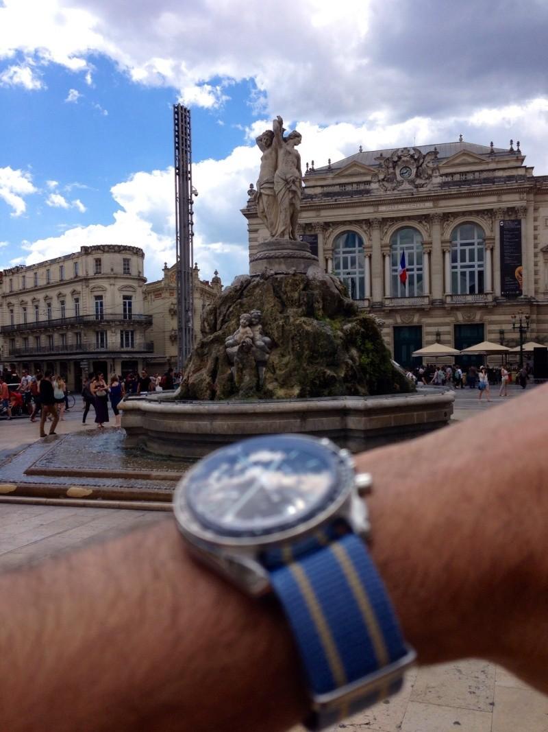 Wristshot de vos belles devant des monuments emblématiques - Page 2 Image12