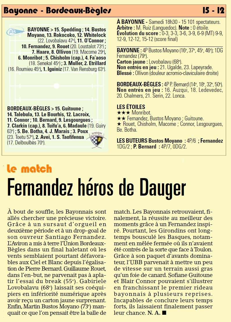 TOP14 - 13ème journée : Aviron Bayonnais / UBB - Page 5 Sans_107