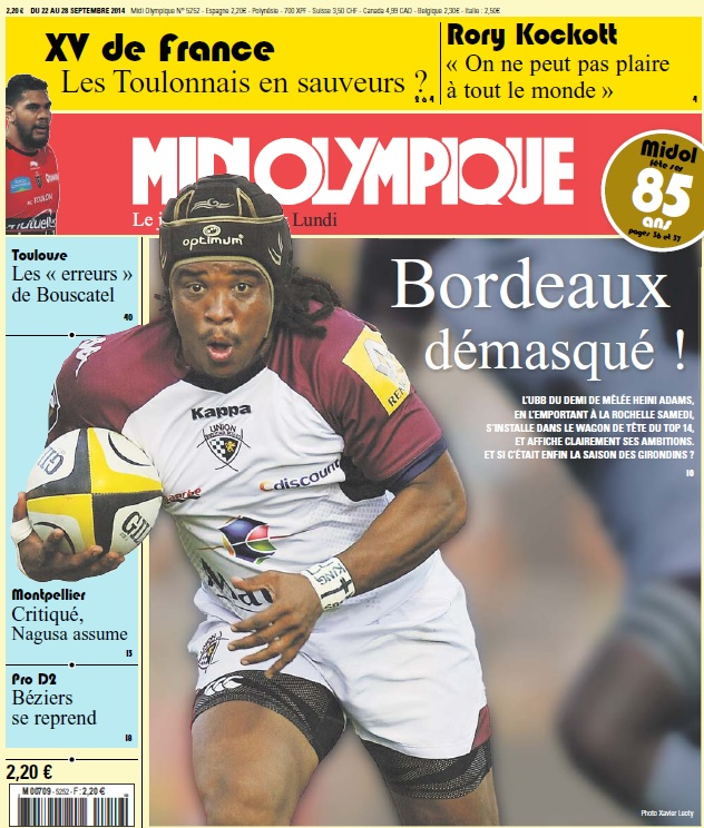 TOP 14 - 6ème journée : La Rochelle / UBB - Page 7 Sans_t71