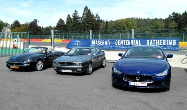 [B]-[27-28/09/2014] : SpaItalia au circuit de Francorchamps Autos_11