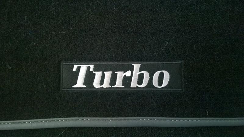 1987 Renault 9 Turbo phase 2 restoration Wp_20128