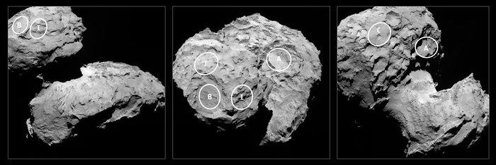 Rosetta : Mission autour de la comète 67P/Churyumov-Gerasimenko  - Page 5 Philae10