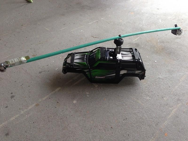 Mon nouveau jouet : Traxxas Summit 1/8 - réglé et prêt à rouler - Page 3 Rotor_11