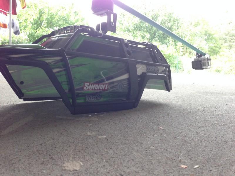 Mon nouveau jouet : Traxxas Summit 1/8 - réglé et prêt à rouler - Page 3 Rotor_12