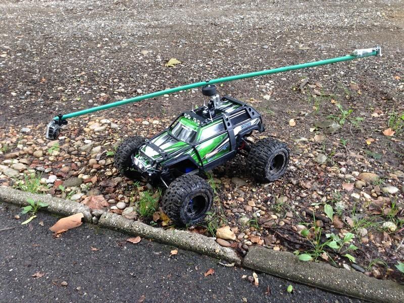 Mon nouveau jouet : Traxxas Summit 1/8 - réglé et prêt à rouler - Page 3 Rotor_14