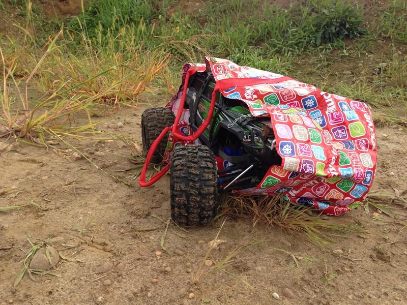 Mon nouveau jouet : Traxxas Summit 1/8 - réglé et prêt à rouler - Page 3 Rotor_15