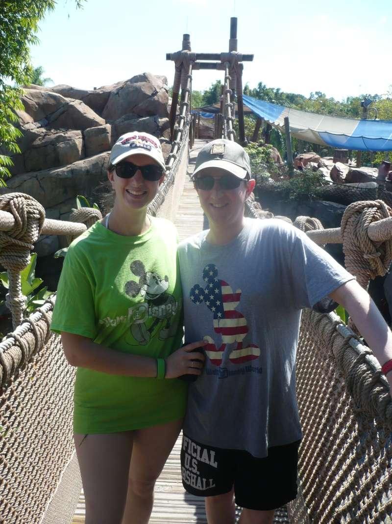 [18-31 octobre 2014] Voyage de noces à Walt Disney World et à Universal - Page 4 P1080919