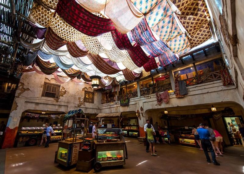 [18-31 octobre 2014] Voyage de noces à Walt Disney World et à Universal - Page 5 Tusker10