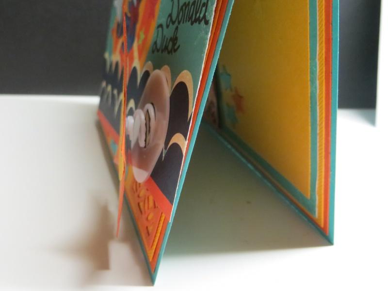 Juin 2014 - Défi ADS #42 -  Donald Duck par Michèle à la carte Img_5613