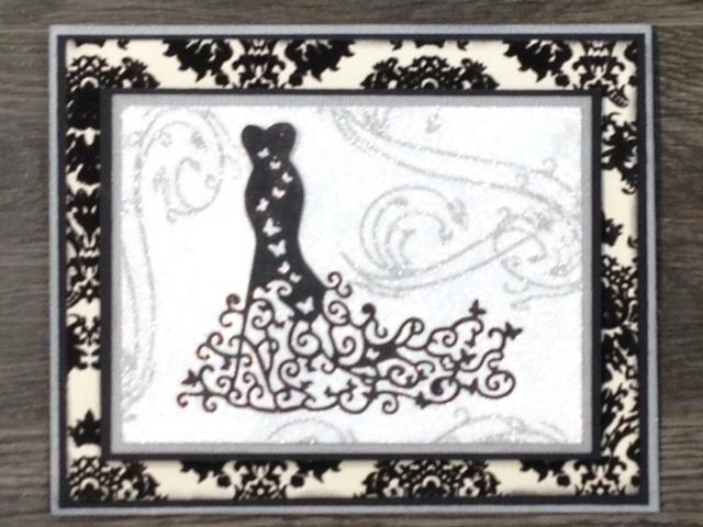 Carte de Mariage - Glitter Ritz avec Jessica  Photo_10