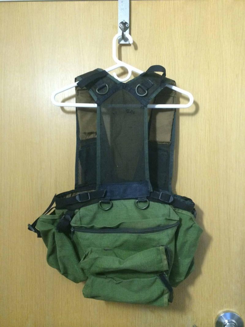 Bophuthatswana SWATF Vest?? Back10