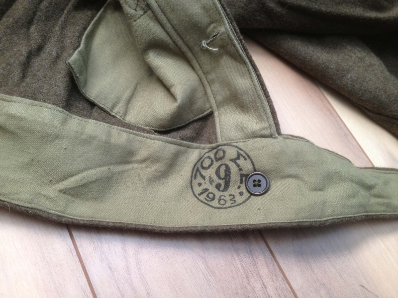 WW2 Type Woolen Battledress Blouses and Trouser,any experts on here please? Greekg10