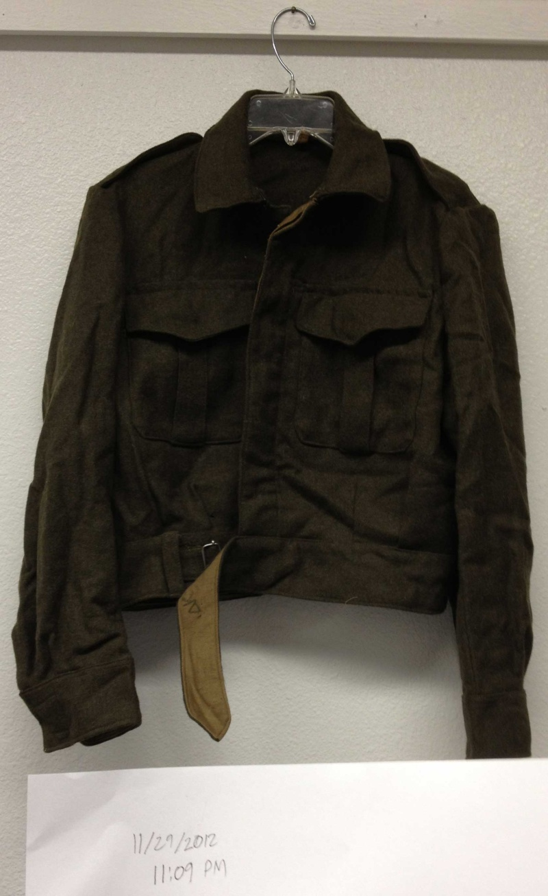 WW2 Type Woolen Battledress Blouses and Trouser,any experts on here please? P37bat10