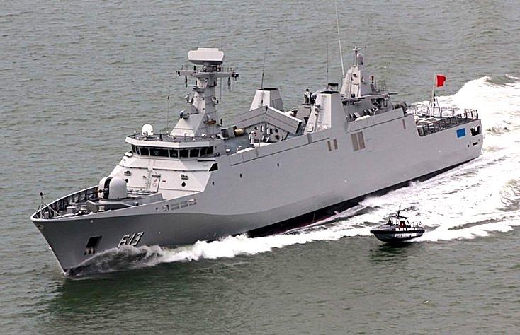 Nouvelle fregate nouvelle technologie Marine15