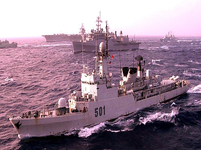 Nouvelle fregate nouvelle technologie Marine16