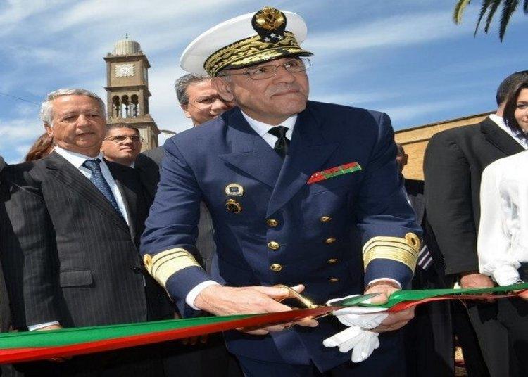 L'Amiral Marocain Mohamed Laghmari Vamira10