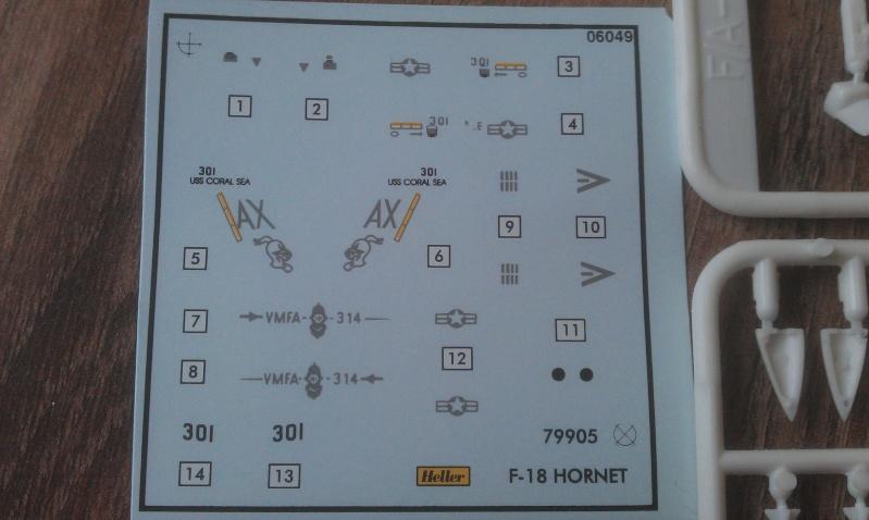 Aller c'est parti mon kiki !!!   F18 A HORNET 1/144 Imag1313
