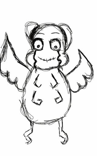 quelques dessins... Sketch20