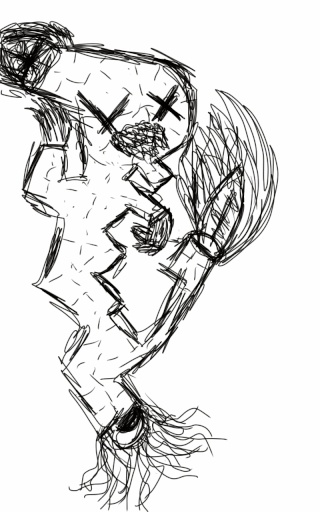quelques dessins... Sketch21