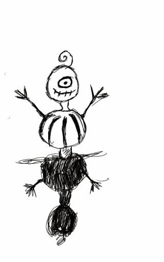 quelques dessins... Sketch22