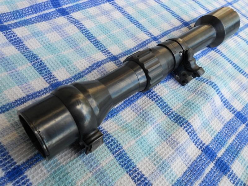 """Lunette pour Mauser 98K TE """"DOW"""" Dscn3317"""