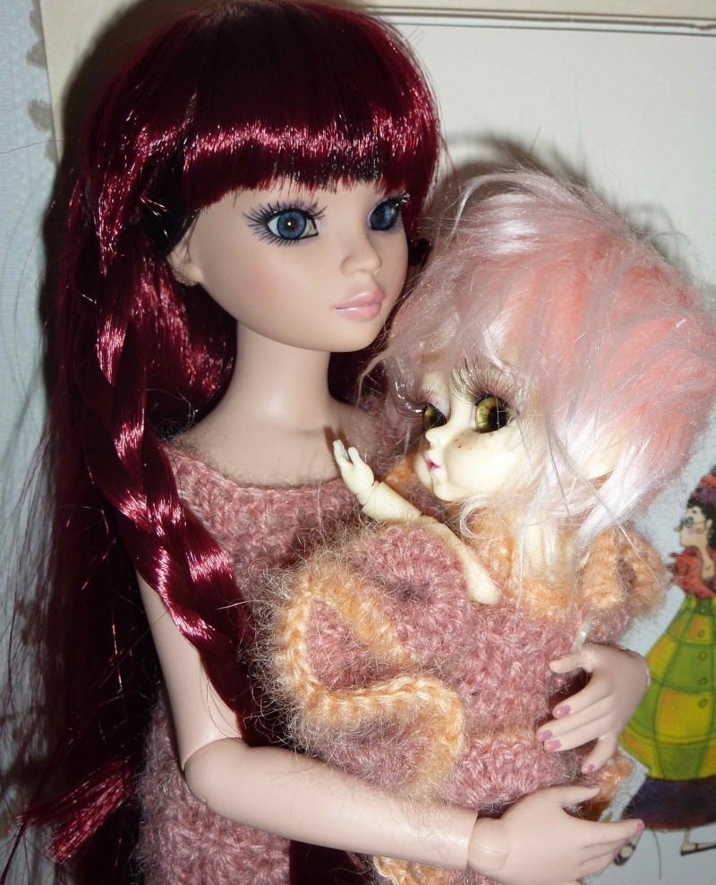 Miss Barbara, une Ellowyne en Chanel P1020518
