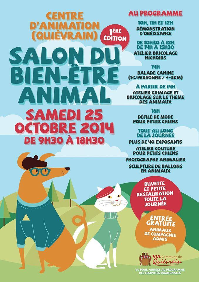 Salon du bien être animal - Mons (Belgique) - 25 OCTOBRE 2014 19784410