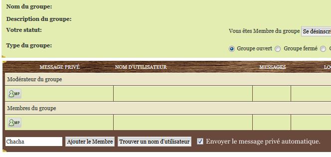 [Groupes] Message automatique envoyé dans la messagerie privée d'un membre quand il rejoint un groupe. Envoye10