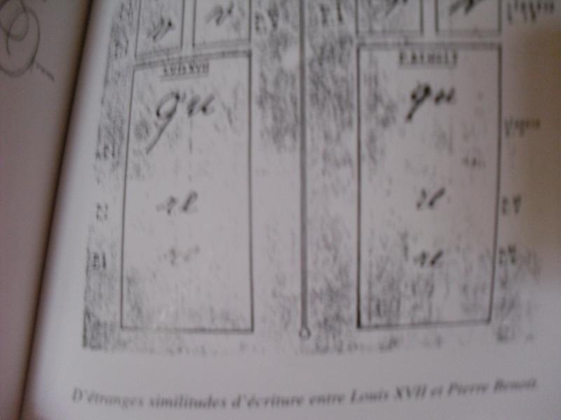 Louis XVII et la piste argentine 02210