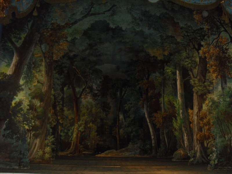 théâtre - Le Petit Théâtre de Marie-Antoinette à Trianon Madame50