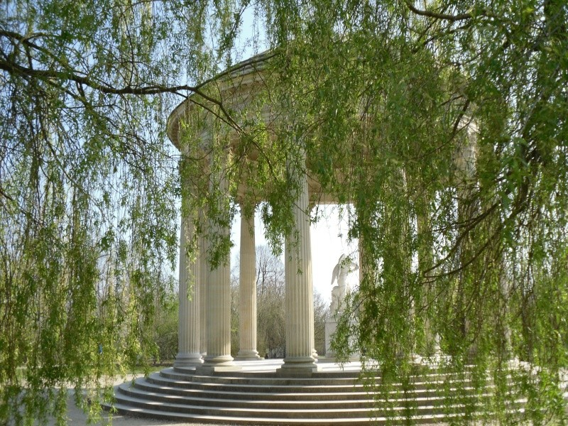 Les jardins du Petit Trianon Versai19