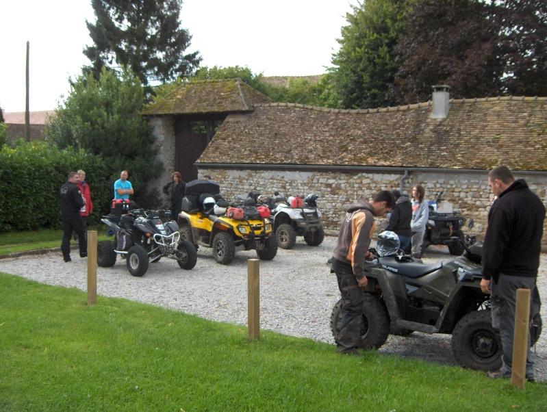 Les Quadeurs du Mantois en Yvelines 20140914