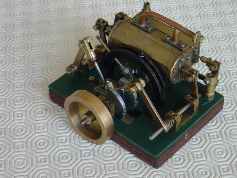 Le 114 - Bi-cylindre. Flat_b10