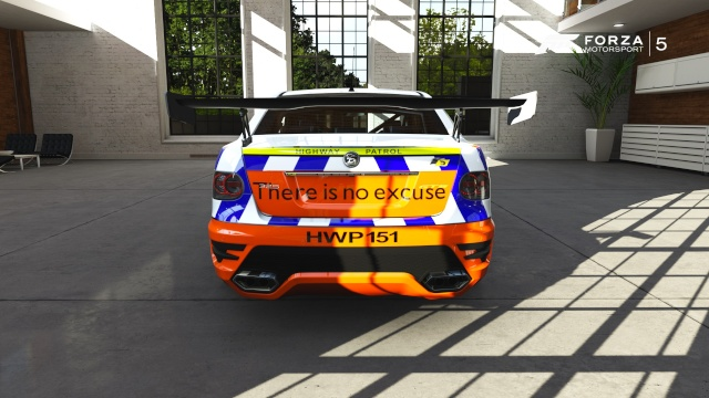 Holden HSV GTS 219