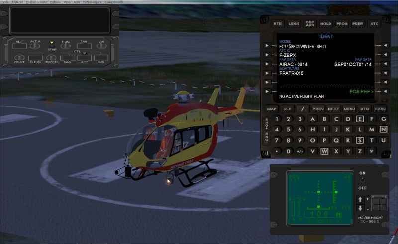 vol ifr helico 2014-911