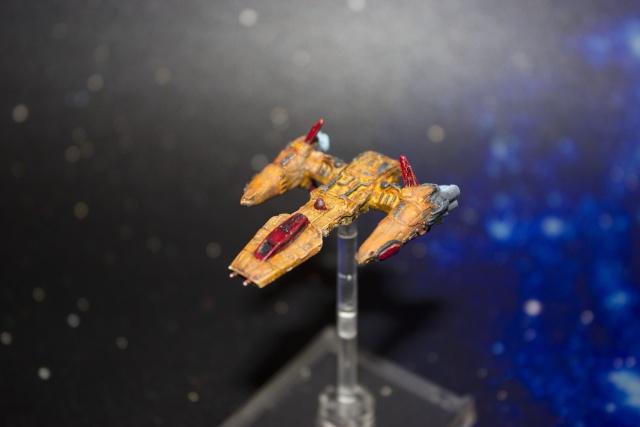 Y-Wing Umbauten Triden11