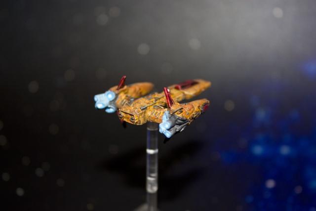 Y-Wing Umbauten Triden13
