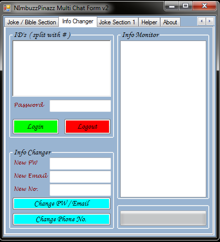 NimbuzzPinazz Multi Chat Form v1 Chatfo17